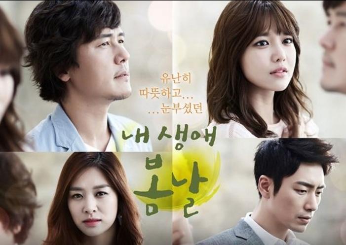 韓国ドラマ 私の人生の春の日