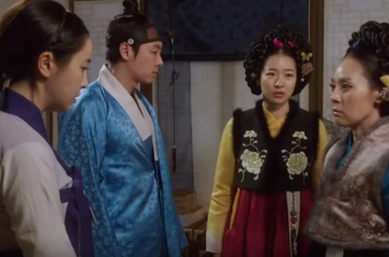 韓国ドラマ イニョプの道 7-9