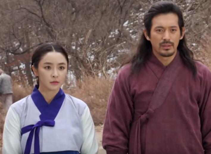 韓国ドラマ イニョプの道 4-6