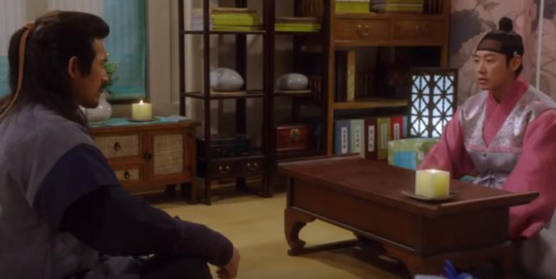 韓国ドラマ イニョプの道 16-18