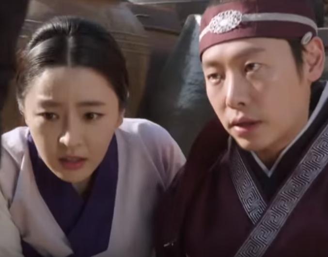 韓国ドラマ イニョプの道 19-20