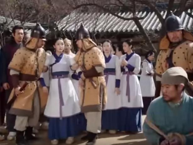 韓国ドラマ イニョプの道 10-12