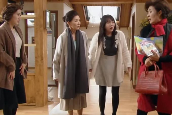 韓国ドラマ 輝くロマンス 40-42