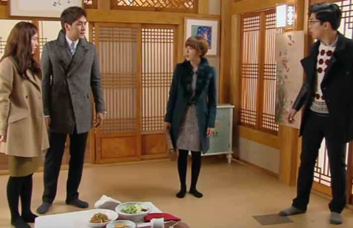 韓国ドラマ 輝くロマンス 43-45
