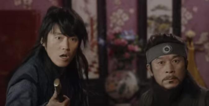 韓国ドラマ 輝くか狂うか 1-3