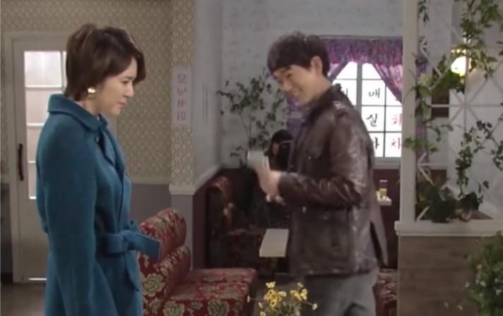 韓国ドラマ 私の心は花の雨 13-15