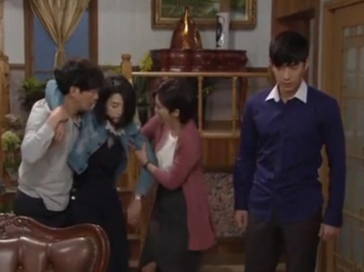 韓国ドラマ 私の心は花の雨 52-54