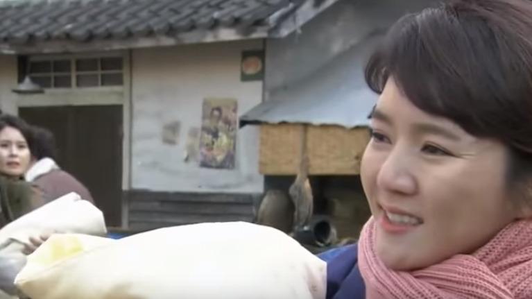 韓国ドラマ 私の心は花の雨 1-3