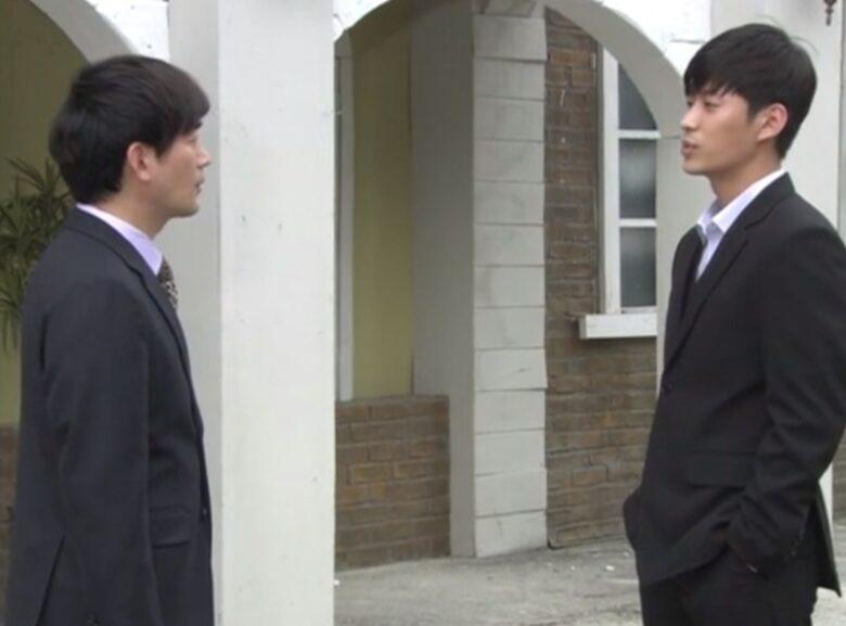 韓国ドラマ 私の心は花の雨 55-57