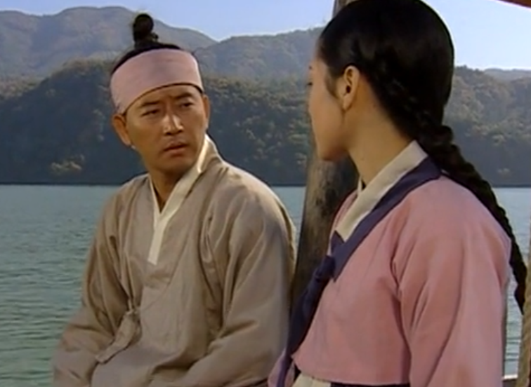 韓国ドラマ ホジュン 宮廷医官への道 1-3