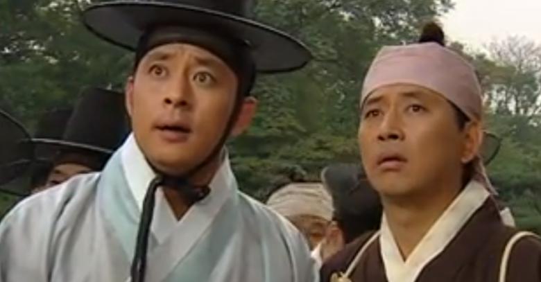 韓国ドラマ ホジュン 宮廷医官への道 4-6