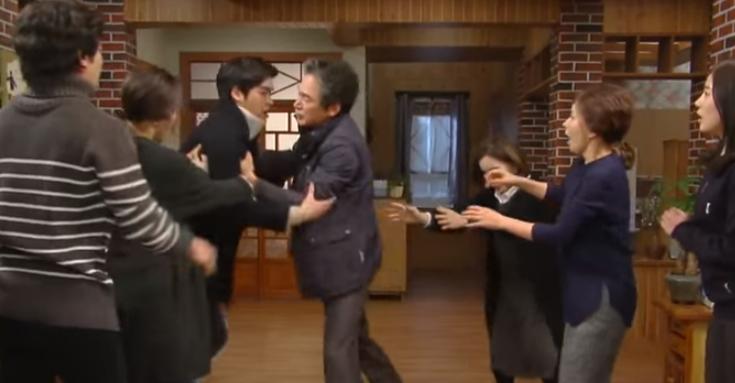 韓国ドラマ バラ色の恋人たち 37-39