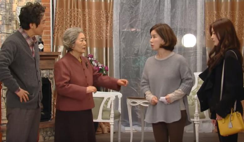 韓国ドラマ バラ色の恋人たち 34-36