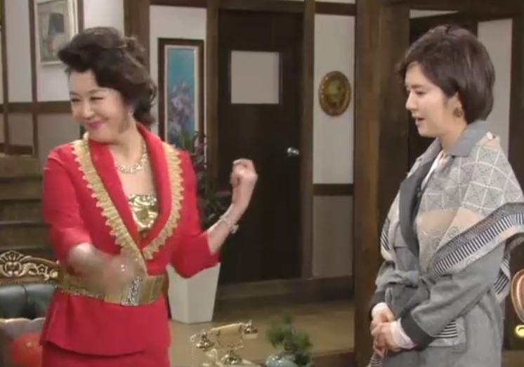 韓国ドラマ 私の心は花の雨 37-39