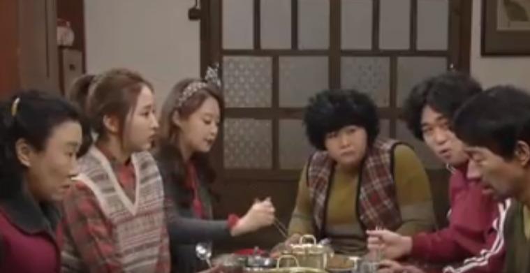 韓国ドラマ 私の心は花の雨 10-12