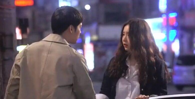 韓国ドラマ 匂いを見る少女 1-3