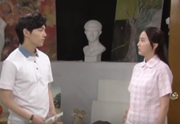 韓国ドラマ 私の心は花の雨 73-75