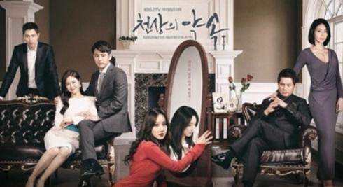 韓国ドラマ 凍える華(天上の約束) 相関図