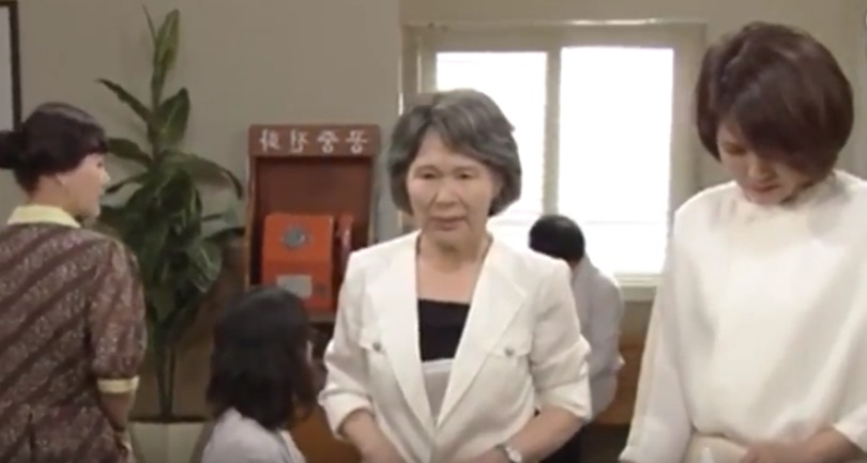 韓国ドラマ 私の心は花の雨 70-72