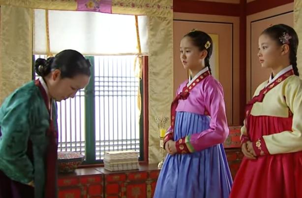 韓国ドラマ 太陽を抱く月 1-3