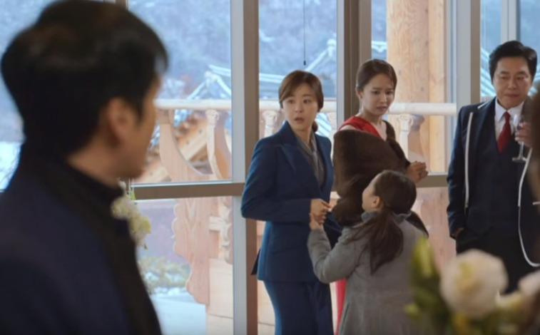 韓国ドラマ 華麗なる誘惑 16-18