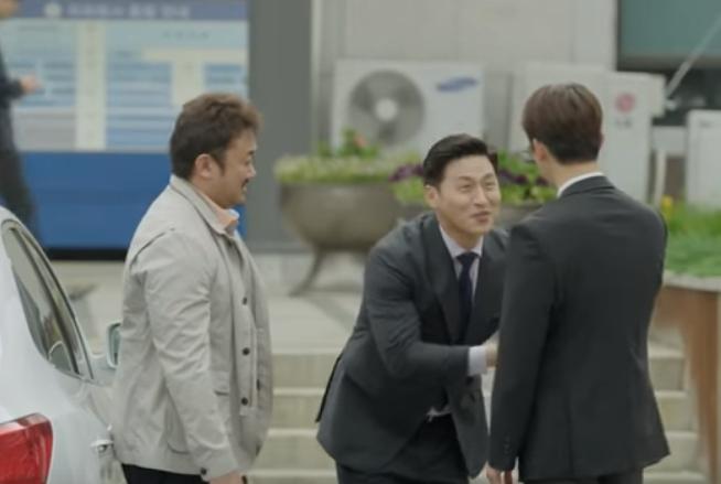 韓国ドラマ 元カレは天才詐欺師~38師機動隊 4-6