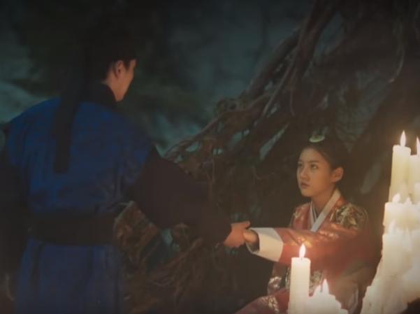韓国ドラマ 魔女宝鑑 16-18