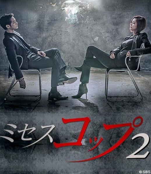 韓国ドラマ 華麗なる2人-ミセスコップ2 全話一覧