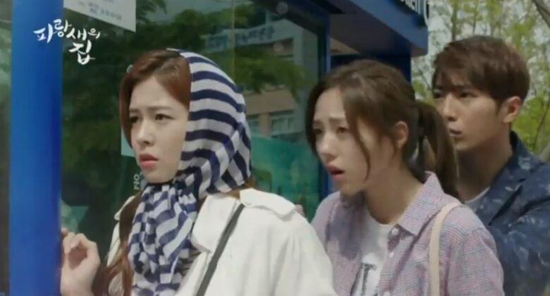 韓国ドラマ 青い鳥のロンド 22-24