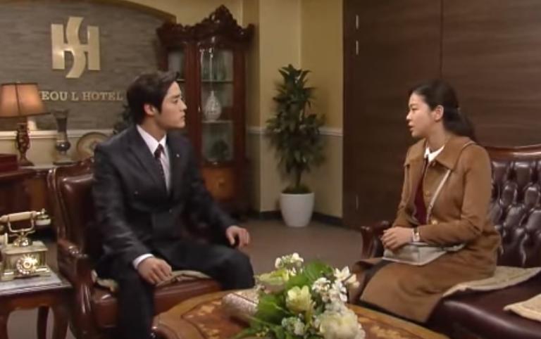 韓国ドラマ ウンヒの涙 127-129