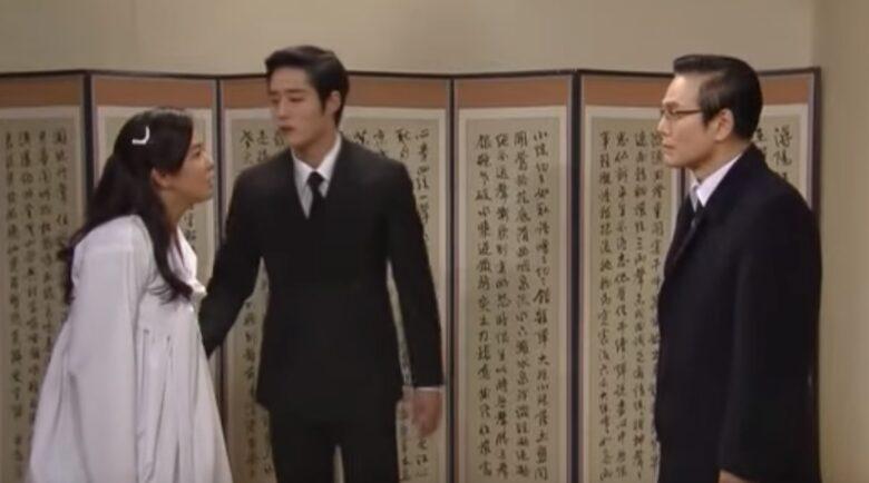 韓国ドラマ ウンヒの涙 133-135