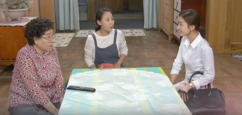韓国ドラマ 変わった家族 31-33
