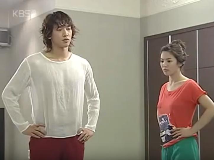韓国ドラマ フルハウス 1-3