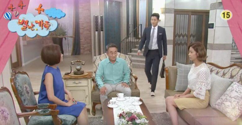 韓国ドラマ 愛の香り~憎しみの果てに(変わった家族) 67-69