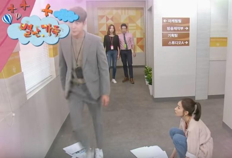 韓国ドラマ 変わった家族 82-84