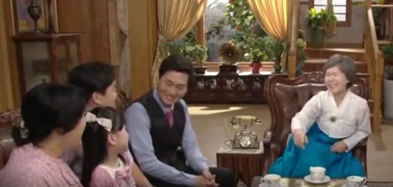 韓国ドラマ 私の心は花の雨 109-111