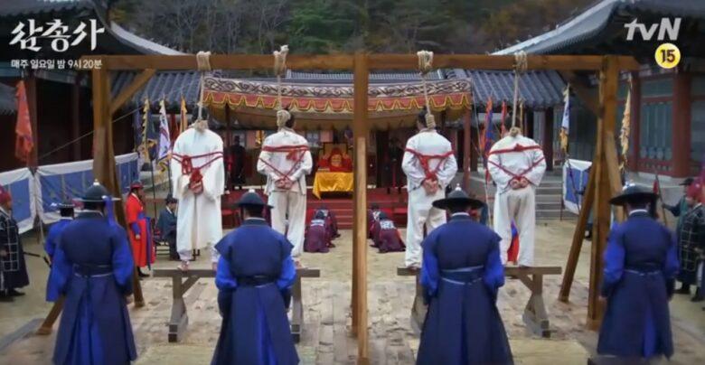 韓国ドラマ 三銃士 10-12