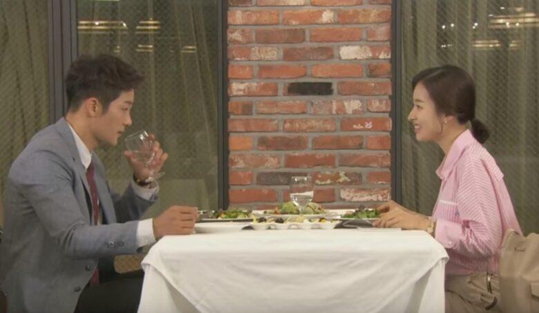 韓国ドラマ 変わった家族 40-42