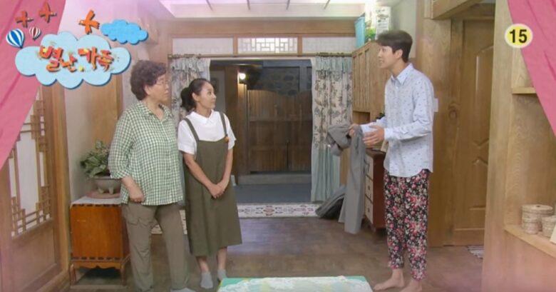 韓国ドラマ 愛の香り~憎しみの果てに(変わった家族) 70-72