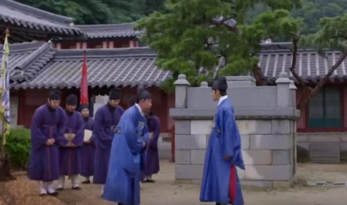 韓国ドラマ 獄中花 25-27