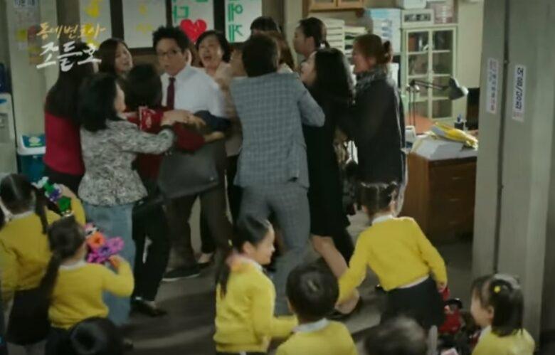 韓国ドラマ 町の弁護士チョドゥルホ 7-9