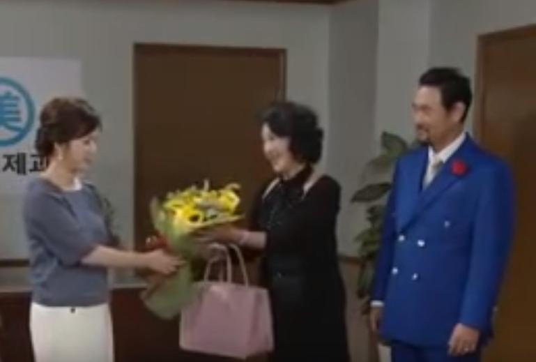 韓国ドラマ 私の心は花の雨 121-123