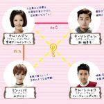 韓国ドラマ【彼女はキレイだった】の相関図とキャスト情報