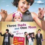 韓国ドラマ【パパ3人、ママ1人】のあらすじ10話~12話と感想-3人の気持ちの変化