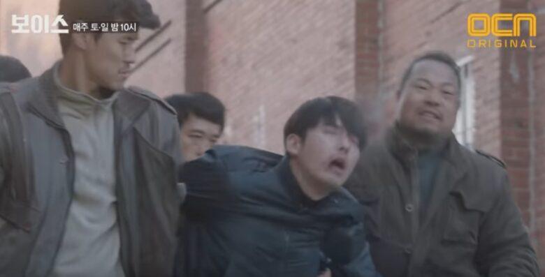 あらすじ 韓国ドラマ ボイス