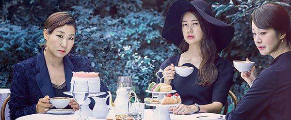韓国ドラマ甘くない女たちのトップ画像